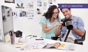 Shaw Academy: Accredited CPD Diploma in Photoshop: Choice of Online Course (Up to 96% Off)