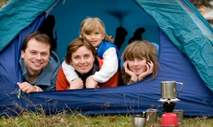 White Pines Campsites - Barkhamsted: One-Night Campsite Rental With or Without Utility Hookups at White Pines Campsites in Barkhamsted