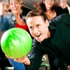 Up to 77% Off Bowling for Up to Six