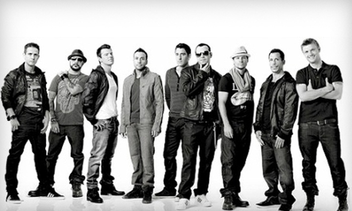 New Kids on the Block and Backstreet Boys - East Rutherford: New Kids on the Block and Backstreet Boys at the IZOD Center in East Rutherford. Choose from Two Options.