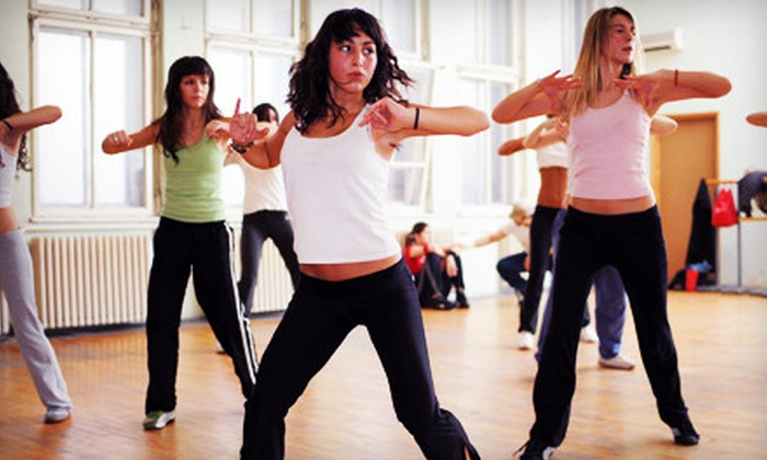 Fitness on 7th - Sugar House: 5 or 10 Zumba Classes at Fitness on 7th (Up to 52% Off)