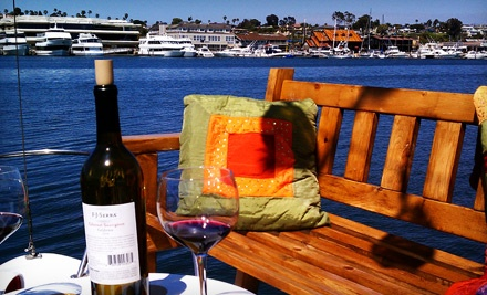 90-Minute Bay and Harbor Cruise for 2 People (a $150 value) - Ship 'N a Bottle in Newport Beach