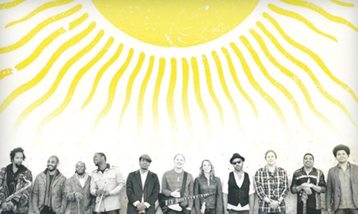 Tedeschi Trucks Band - Ohio City: One General-Admission or Reserved Ticket to See Tedeschi Trucks Band at Jacobs Pavilion at Nautica on September 3 at 7 p.m.