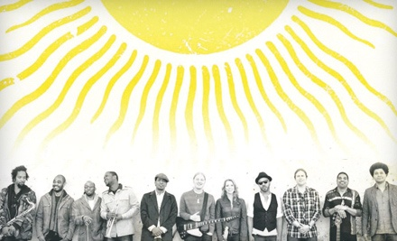 Live Nation: Tedeschi Trucks Band at Jacobs Pavilion at Nautica on Sat., Sept. 3 at 7:00PM: General Admission Seating - Tedeschi Trucks Band in Cleveland