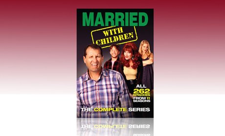 Married With Children: The Complete Series on DVD
