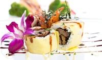Wertgutschein über 30 € oder 50 € anrechenbar auf Speisen und Getränke im Restaurant Fugu