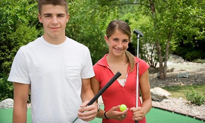 World of Golf - Florence: $16 for Four Rounds of Miniature Golf at World of Golf in Florence (Up to $32 Value)