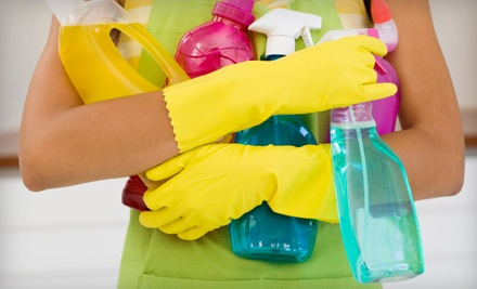 One 2-Hour Home Cleaning Session (a $70 value) - EGPC Professional Cleaning Services in