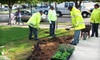 Cleanslate Chicago: $40 for Four Man-Hours of Landscaping Services from Cleanslate Chicago (Up to $80 Value)