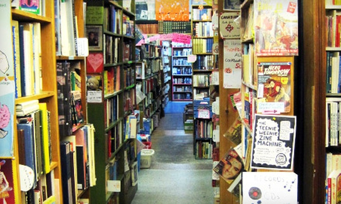City Lights Bookshop - Central London: $10 for $20 Worth of Books and Merchandise at City Lights Bookshop