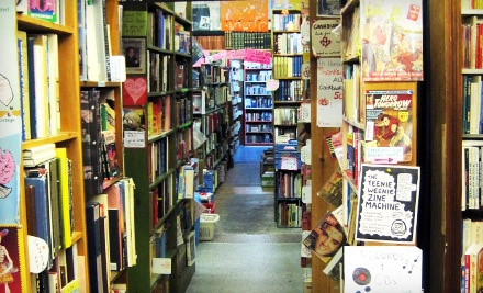 $20 Groupon to City Lights Bookshop - City Lights Bookshop in London
