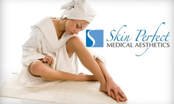 Skin Perfect Medical - Los Angeles: $59 for Three Laser Hair-Removal Treatments on the Upper Lip and Chin, Underarm, or Bikini Line from Skin Perfect Medical (Up to $387 Value)