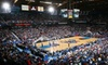 DePaul Blue Demons - Allstate Arena: One TIcket to DePaul Men's Basketball vs. Syracuse at Allstate Arena in Rosemont on January 1 ($22 Value). Five Options Available.