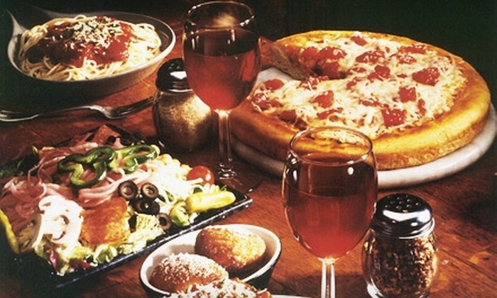 Numero Uno Pizza - Huntington Beach: $6 for $12 Worth of Pizzeria Eats at Numero Uno Pizza in Huntington Beach