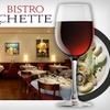 Half Off at La Cachette Bistro