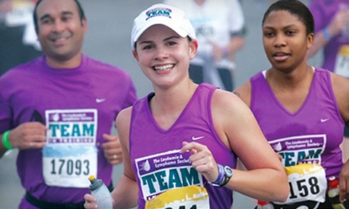 Team In Training program - Mount Pleasant: $25 for Registration and an Endurance-Sports Training Package from The Leukemia & Lymphoma Society ($100 Value)