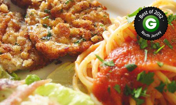 Pizza Man - Pequannock: $20 for $40 Worth of Italian Food at Pizza Man