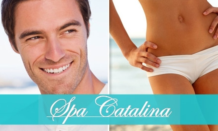 Spa Catalina - Platte Ridge: $99 for $675 Worth of Laser Hair Removal at Spa Catalina