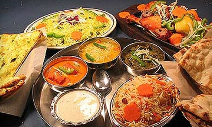 Bombay Indian Restaurant - Castro: $10 for $20 Worth of Authentic Indian Fare at Bombay Indian Restaurant