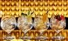 Legendaer - Frankfurt am Main: 2,5 Std. Gin-Tasting-Verkostung von 7 Gin-Sorten und 2 Tonic-Sorten für 1-2 Personen bei Legendaer (bis zu 47% sparen*)