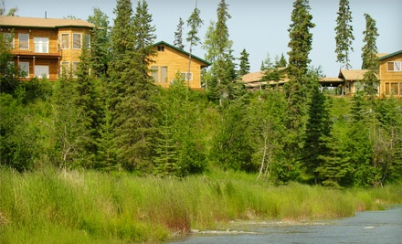 1-Night Stay for 2 in the Potter's Room (a $130 value) - Gallery Lodge in Kasilof