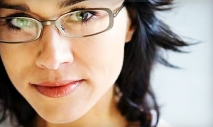 The Optical View - Framingham: $50 for $225 Toward a Complete Pair of Eyeglasses or Designer Sunglasses at The Optical View in Framingham