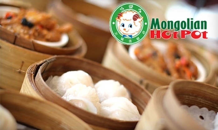 Little Sheep - Westheimer Rd and Bellaire Blvd - Woodlake/ Briar Meadow: $15 for $30 Worth of Delectable, Traditional Chinese Fare at Little Sheep Mongolian Hot Pot