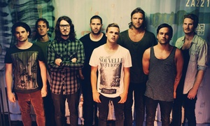Hillsong United: Hillsong United on Saturday, February 20, at 7 p.m.