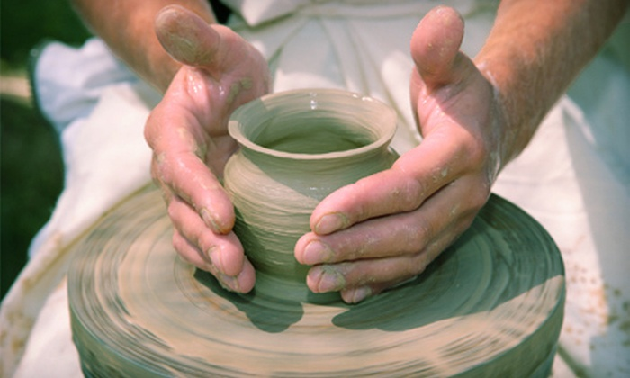 Firehouse Pottery - East Meadowbrook: $69 for Two Private Pottery-Making Classes for Two at Firehouse Pottery ($140 Value)