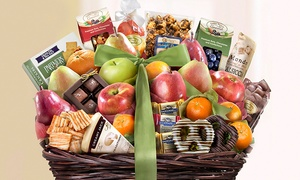 50% Off Gift Baskets from 1-800-Baskets.com  at 1-800-Baskets.com, plus 9.0% Cash Back from Ebates.