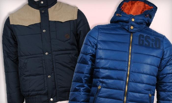 Underground Clothing - Multiple Locations: $49 for $100 Worth of Coats at Underground Clothing