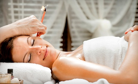 Ear-Candling Session (a $35 value) - JK Skincare & Spa in Omaha