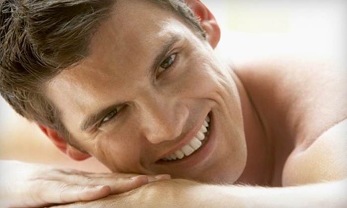 Bodé Spa for Men - Sandy Hill - Ottawa East - University of Ottawa Campus: $25 for $55 Worth of Spa Services or $60 for Bodé Spa Package ($145 Value) at Bodé Spa for Men