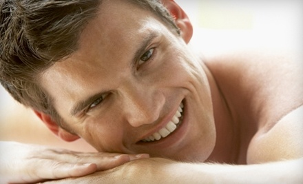Bode Spa for Men: Spa Package Including a Half-Hour Body Scrub Plus a 1-Hour Massage with a Registered Massage Therapist - Bode Spa for Men in Ottawa
