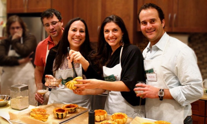 The Food Evolution - North Jersey: Cooking-Class Package for Two with Lecture or Nutritional Counseling at The Food Evolution in Nanuet (Up to 51% Off)