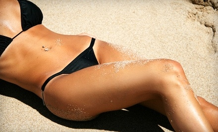 Beaches Tanning Center: Choice of 3 Spray-Tanning Sessions - Beaches Tanning Center in Salt Lake City