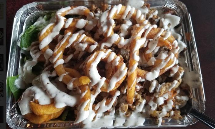 Halal Street Food And Drinks New York Eats At Addison Groupon
