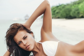 Radiant Skin OC: One Custom Spray Tan at Radiant Skin OC (45% Off)