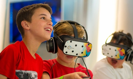 $20 for Two 30-Minute Virtual Reality Experiences at Centertec ($40 Value)
