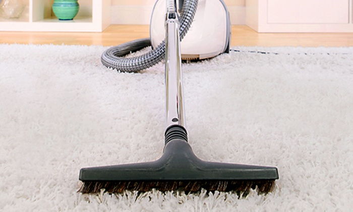 Pro Carpet - Multiple Locations: Home Carpet Cleaning for Rooms and Hallways from Pro Carpet (Up to 64% Off). Three Options Available.