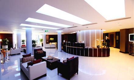 London: 1 Night for Two with Glass of Prosecco, Spa Access and Option for ThreeCourse Dinner at 5* Rafayel Hotel & Spa