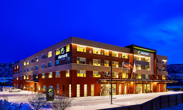 Hotel near Ski Slopes in the Aspen Area