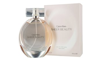 Calvin Klein Sheer Beauty Eau de Toilette for Women (3.4 Fl. Oz.)