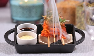Signature by Sanjeev Kapoor Luxury Indian Fine Dining Restaurant: Four- or Five-Course Set Menu for One or Two at Signature by Sanjeev Kapoor (Up to 52% Off)