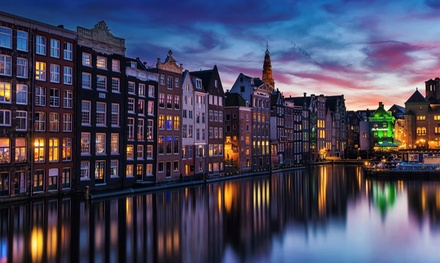 ✈ Amsterdam: 24 Nights at 4* Amadi Panorama Hotel with Flights*