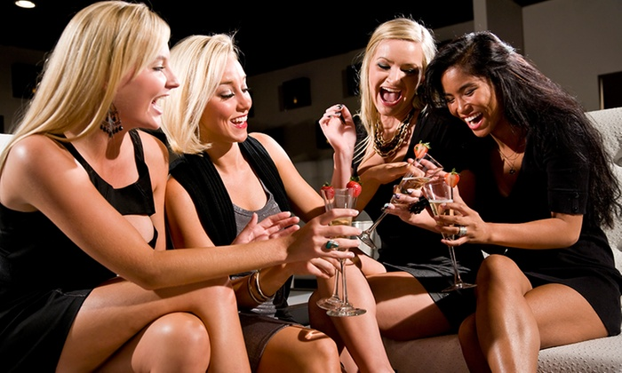 Playground Atlanta: VIP Party Bus or Limo With VIP Bar and Club Entry for 10, 14, or 20 from Playground Atlanta (Up to 69% Off)