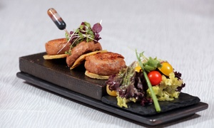 Signature By Sanjeev Kapoor: Five-Course Indian Meal for Up to Four at Signature by Sanjeev Kapoor(50% Off)