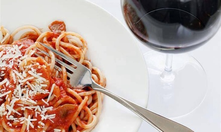 Italian Cuisine at Pepino's (Up to 42% Off)