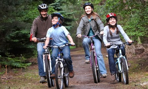 Hollybush inn - Non-Accommodation: Half or Full Day Bicycle Hire for One or Two at Hollybush Inn