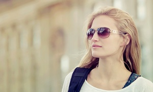 Óptica Cidade: Óptica Cidade – Centro: crédito de R$ 100 ou R$ 200 para óculos de sol ou de grau completo